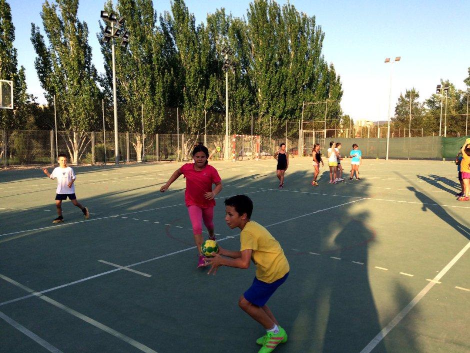 Tecnificacio estiu Handbol (2)