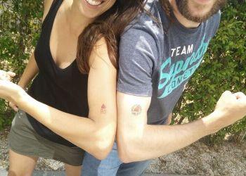 Vine a donar sang campanya tattos estiu 2016