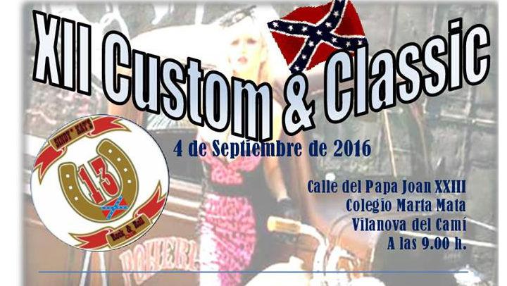 XII Custom & Classic 2016 V02