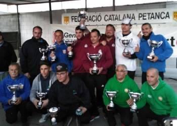 Club Petanca Santa Lucia campions web