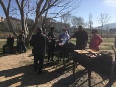 UCE Anoia matança porc 2017 (3) Foto Facebook UCE Anoia