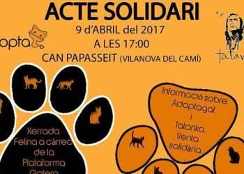 Acte solidari Tatanka Adoptagat 9abr17 webActe solidari Tatanka Adoptagat 9abr17 web
