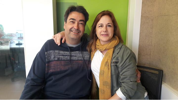 Rosalba Sánchez i JM Escalante - Atistic V02
