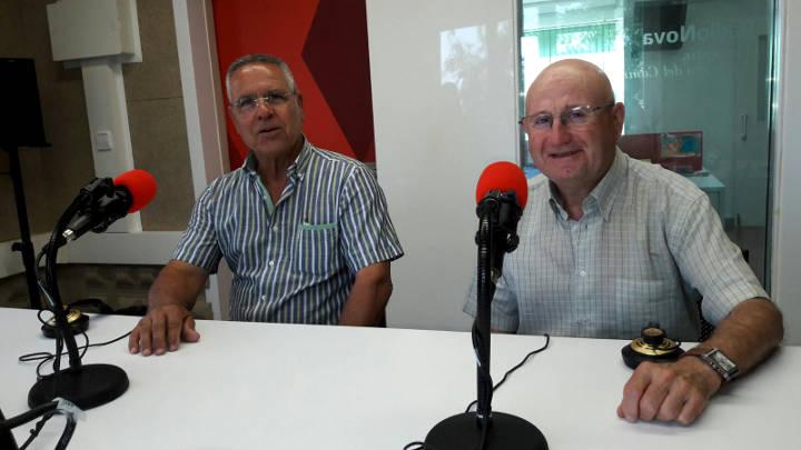 Josep M Baraldes i Antonio Calvache Sant Joan 2017