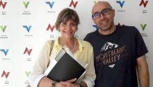 Marta Bartroli i Pep Marti Proves DELF 2017 2