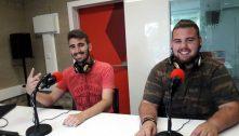 Segio Perez i Amos Collado Juliol jove 2017