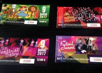 Festivals Artistic juliol 2017