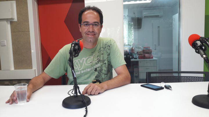 Francisco Palacios juliol 2017 est