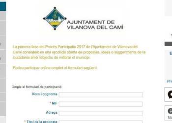 Proces participacio 2017- imatge