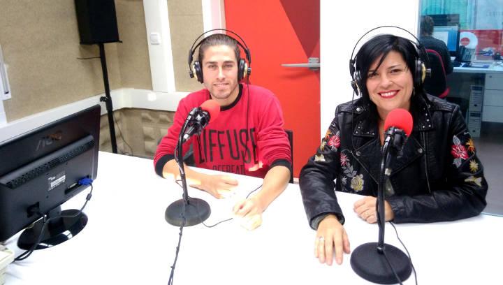 Ruben Caldito i Marisol Gonzalez passatge del terror a can muscons (4)