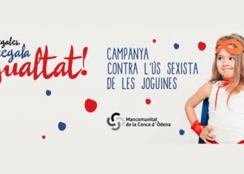 Campanya joguines no sexistes MICOD 2017