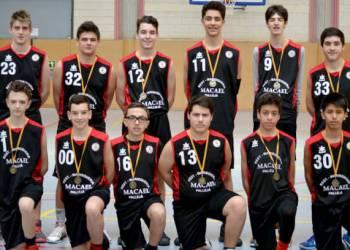 Club Basquet Endavant mar 18-v22