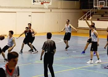 Club Basquet Vilanova mar 18-v22