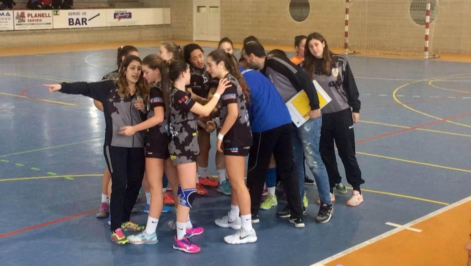 Semifinals TOP 4 Handbol Vilanova mar 18 (1)-v11