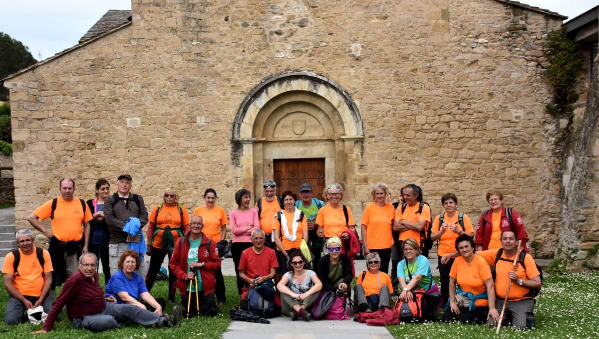 Colla cami de Sant Jaume maig 2018 Foto Angela Irasoc-1200