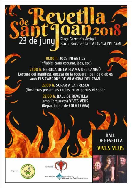 sant joan-2018-cartell