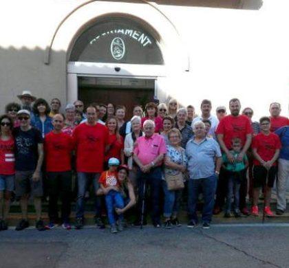 Vilanova acull diumenge els guanyadors de la campanya 'Compra i Guanya' de la Xarxa de Barris Antics amb projectes