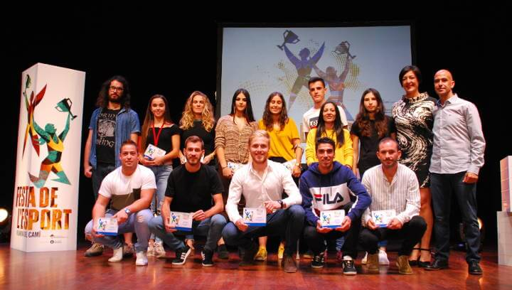 Festa Esport 2018 Finalistes absoluts