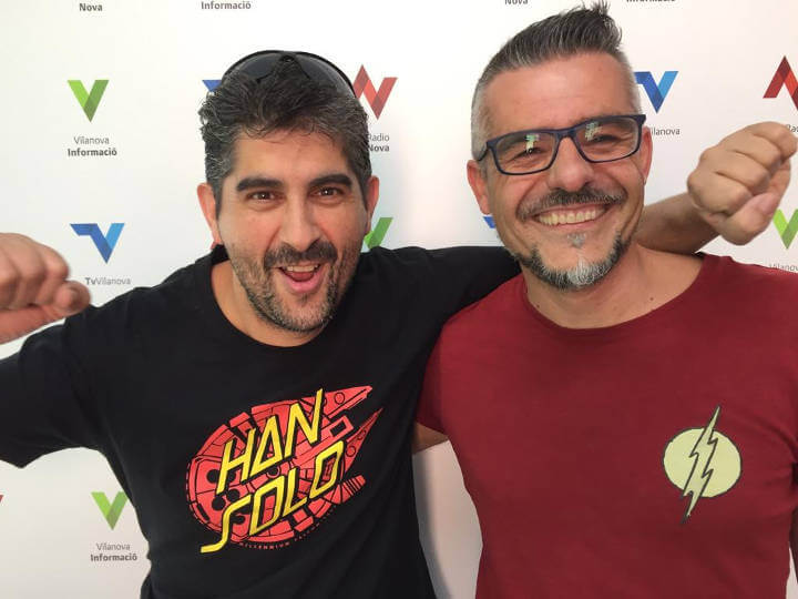 Raul i Javi +QCine 2018-v11