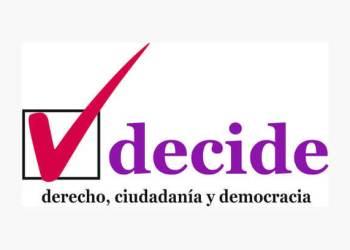 Vilanova Decide logo-fons