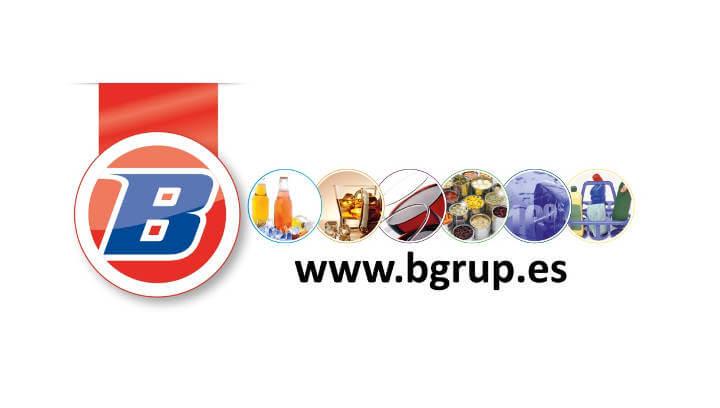 B-Grup logo