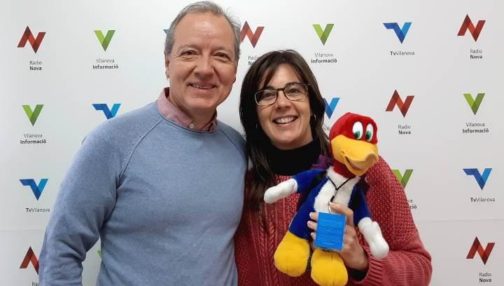 Jordi Cruz i Mireia Rubio gener 2019