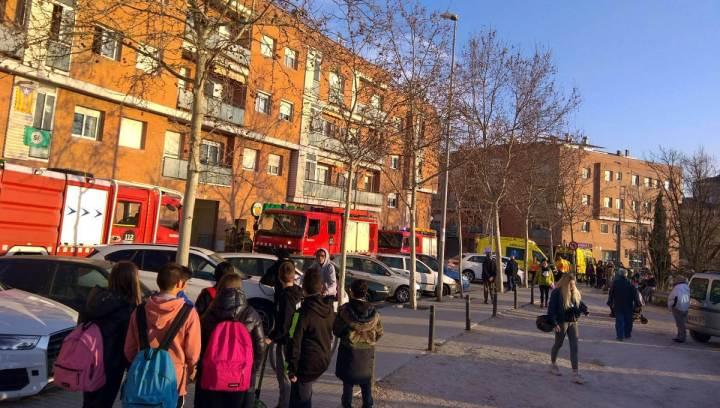 incendi pis carrer cardenal cisneros el dilluns 25 a la tarda (2)
