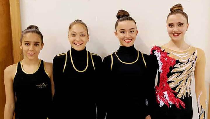 Gimnàstica Ballerina 2a Fase base 2019