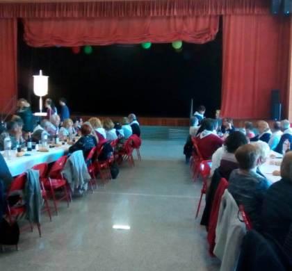 Més de 300 persones comparteixen els actes gastronòmics i culturals de la matança de la UCE Anoia | ÀUDIO