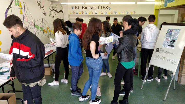 mini fira ensenyament INS 2019 (4)