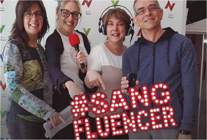 Sang fluencer Marató 2019