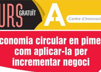 Economia circular curs maig 2019