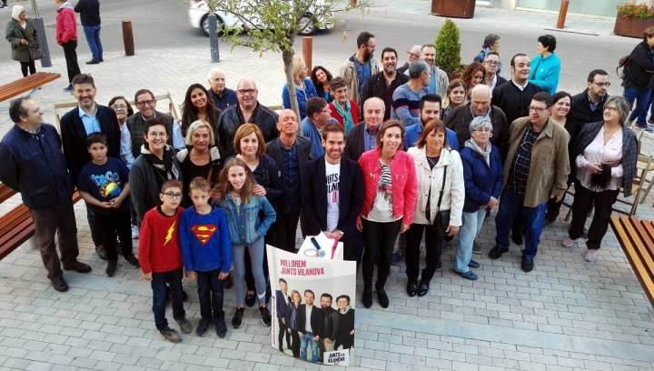 Junts per Vilanova acte central eleccions municipals 2019 (1)