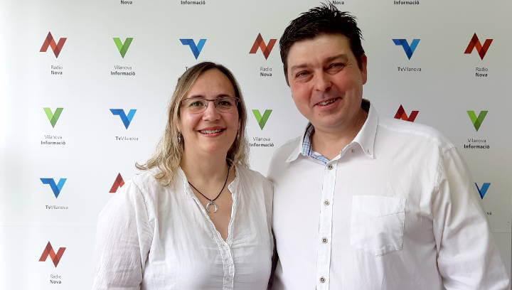 Montse Martinez i Antonio Garcia AGG Servicios (1)