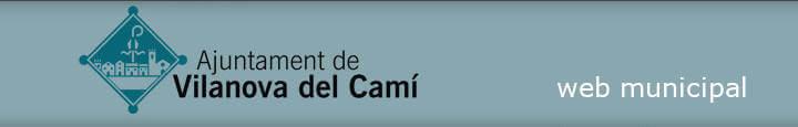 Banner Ajuntament de Vilanova del Camí 2019