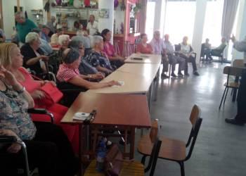Assemblea sobre el consell gent gran 2019-1