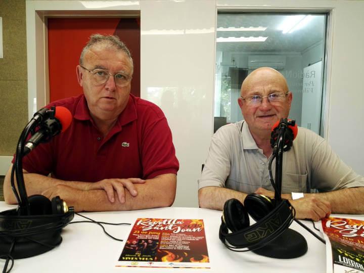 Josep M Baraldes i Lluis Prat (1)
