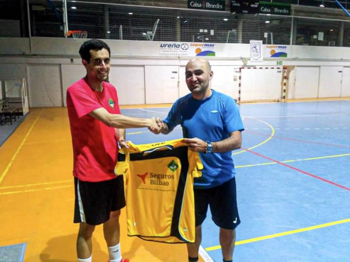 Nou entrenador Sergi Molins Can Tito