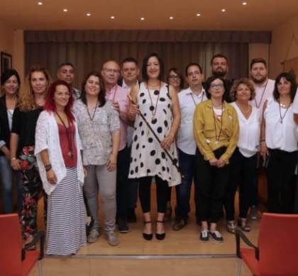 Els 8 regidors socialistes proclamen Noemí Trucharte alcaldessa de Vilanova del Camí
