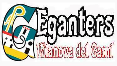 Logo geganters vilanova del camÍ