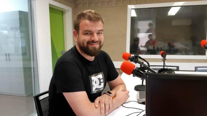Marc Bernaldez juliol 2019