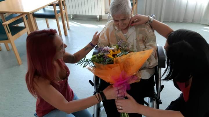 Francisca Martínez 102 anys (2)
