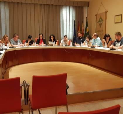 El Ple aprova la declaració de Vilanova del Camí com a municipi antifeixista | CRÒNICA DEL PLE
