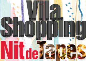 VILASHOPPING NIT DE TAPES-imatge