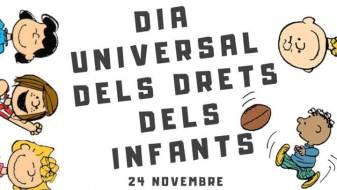 Vilanova celebrarà el Dia Universal dels Drets dels Infants amb la implicació de les escoles vilanovines