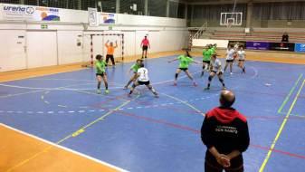 El CH Vilanova perd en el tram final del matx contra el BCN Sants