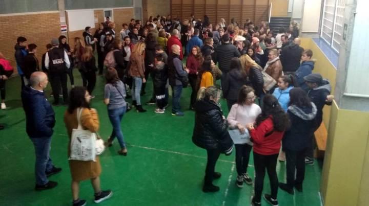 Recepció alumnes Erasmus 2019