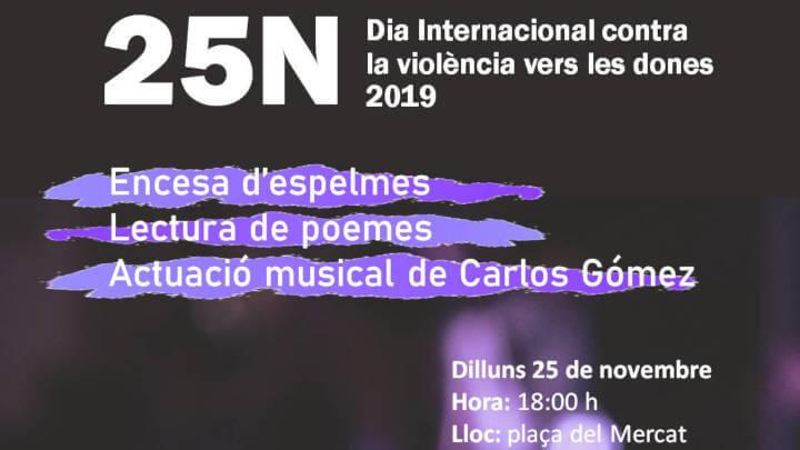 cartell 25N 2019-imatge