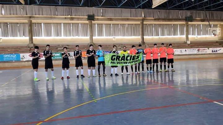 CFS Can Tito Vilanova Juvenil Foto Fran Rey