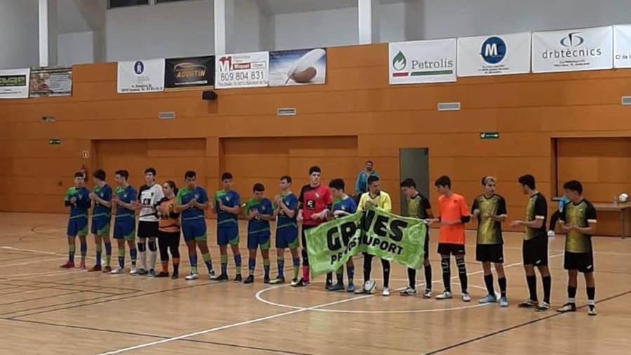 CFS Vilanova juvenil gen20